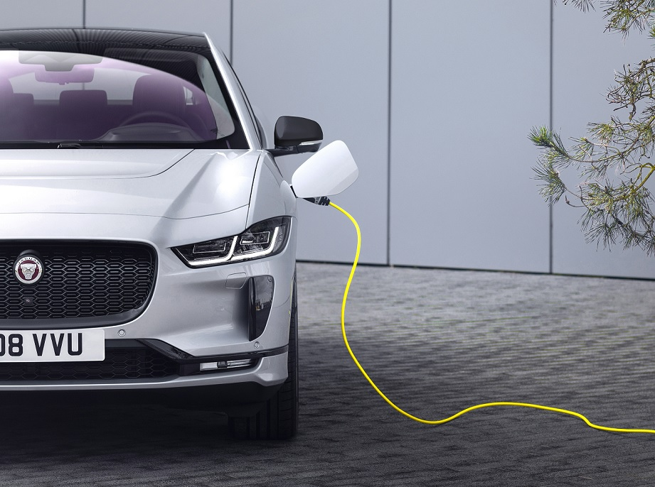 La Jaguar I-Pace trabajará con Google Street View