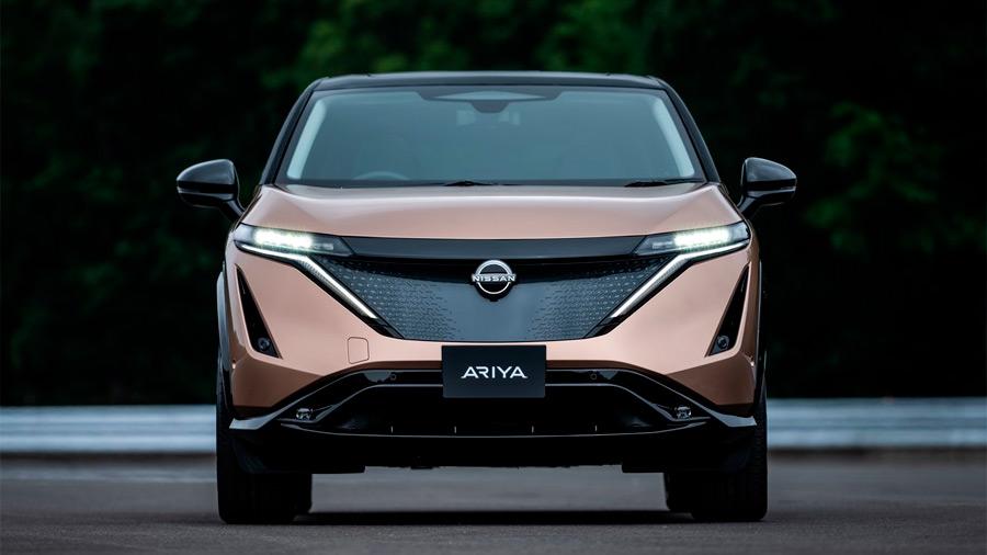 La Nissan Ariya vio la luz a mediados del año pasado