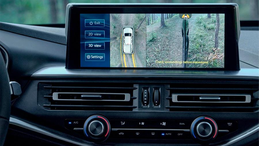 Es una camioneta que genera confianza como vehículo familiar por su paquete de seguridad