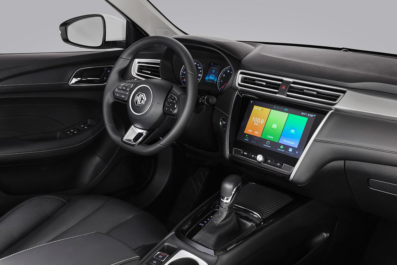 MG 5 interior