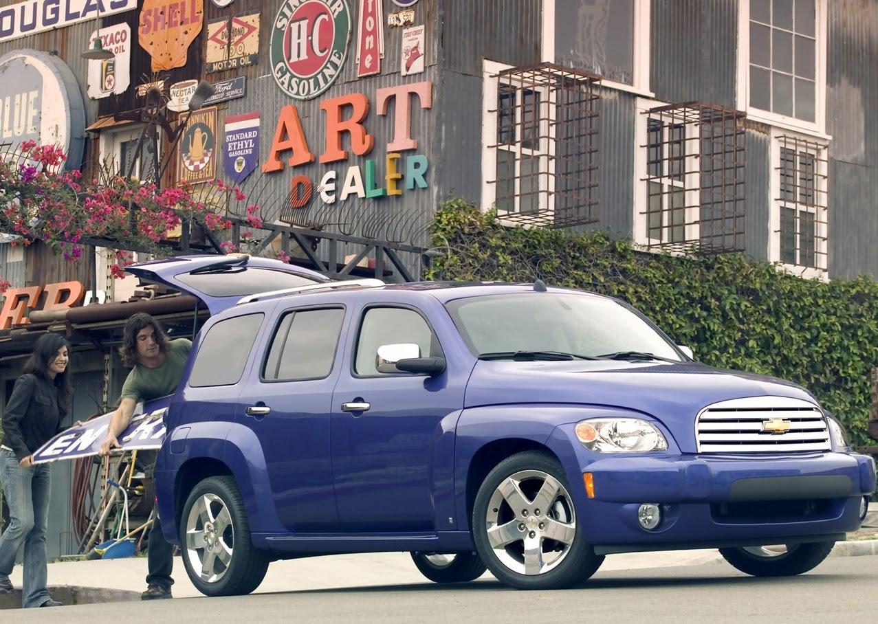 Chevrolet HHR en venta 2