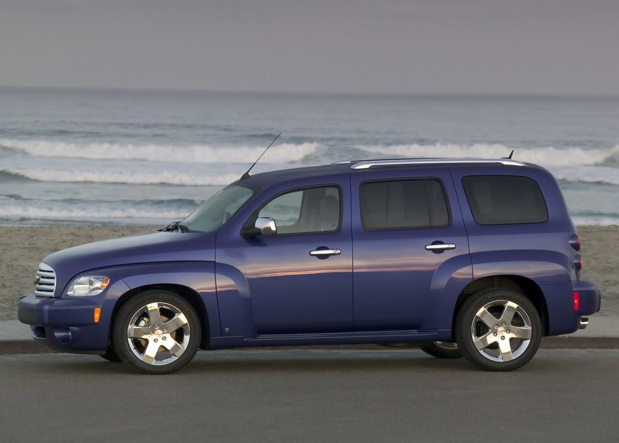 Chevrolet HHR en venta 3