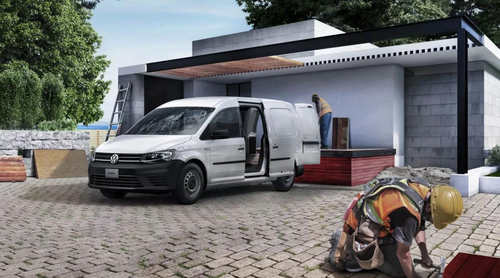 Volkswagen Caddy en venta 1