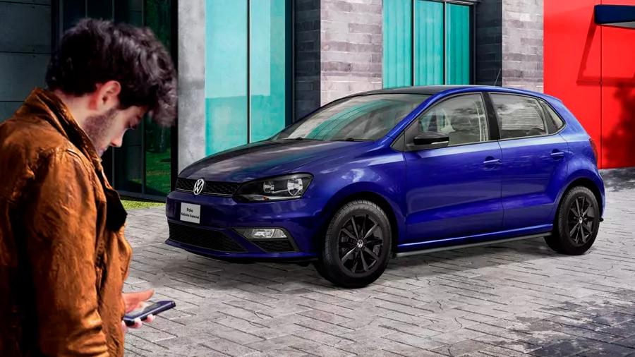 El Volkswagen Polo es una de las opciones más accesibles dentro de la categoría