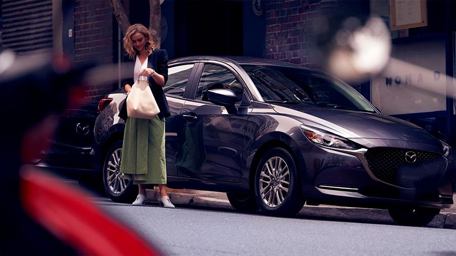 El Mazda 2 sobresale por su interior de gran calidad