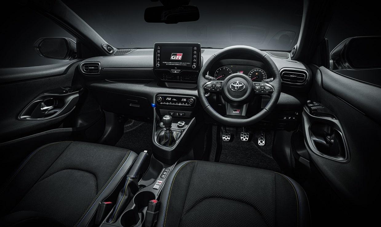 Toyota Yaris GR Morizo Selection