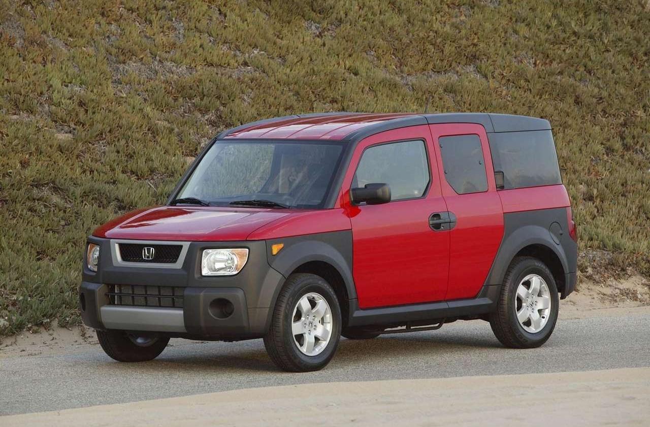 Honda Element en venta 1
