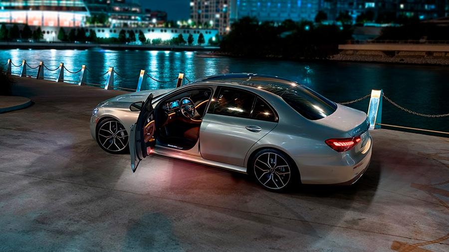 Mercedes-Benz Clase E precio 8