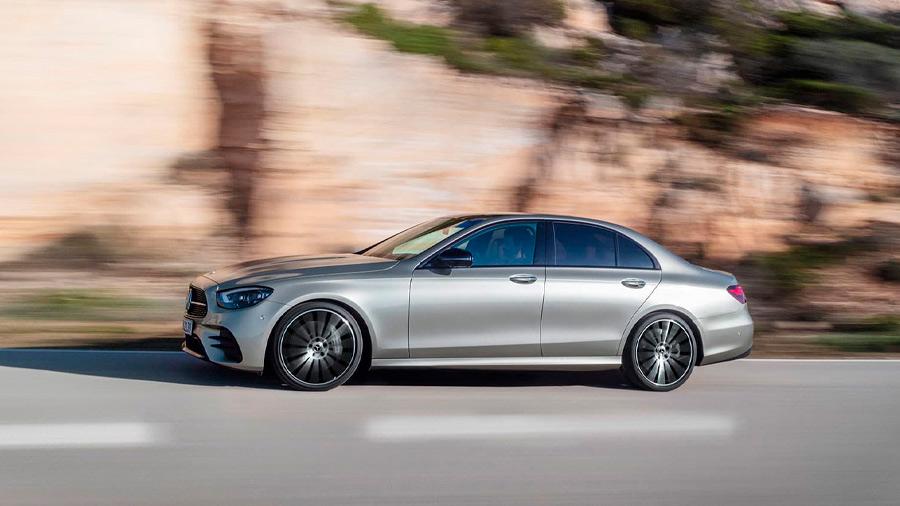 Mercedes-Benz Clase E precio 1