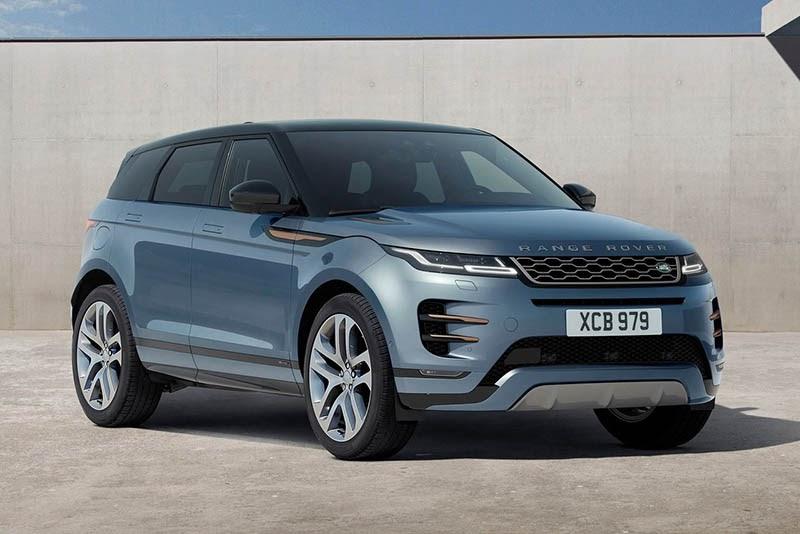 Land Rover Range Rover Evoque en venta 1