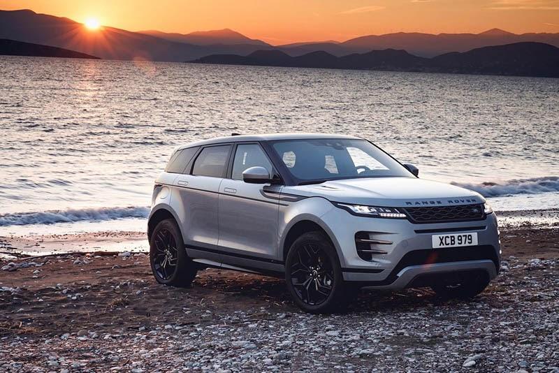 Land Rover Range Rover Evoque en venta 3