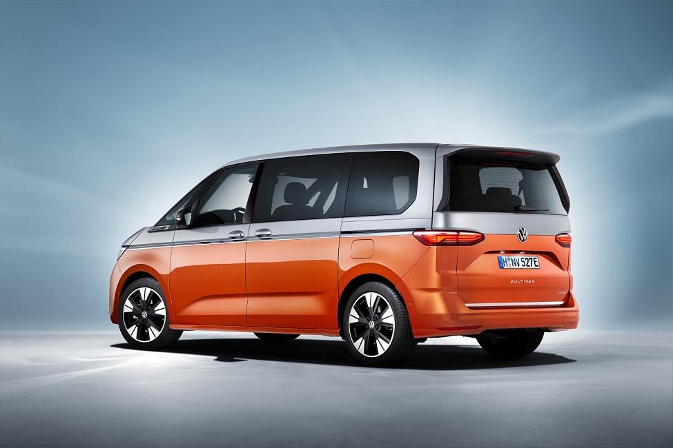 Volkswagen Multivan, la nueva generación de las furgonetas se presenta