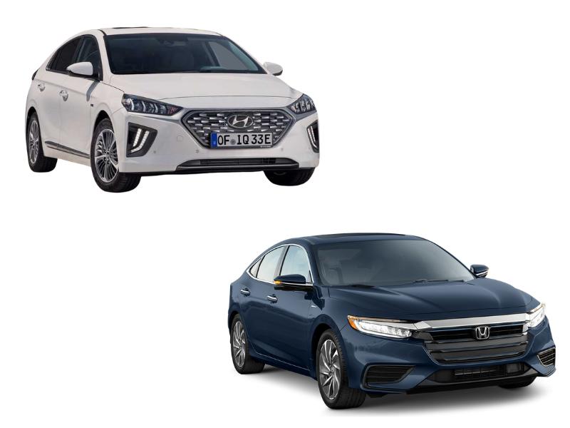 Hyundai Ioniq precio 9