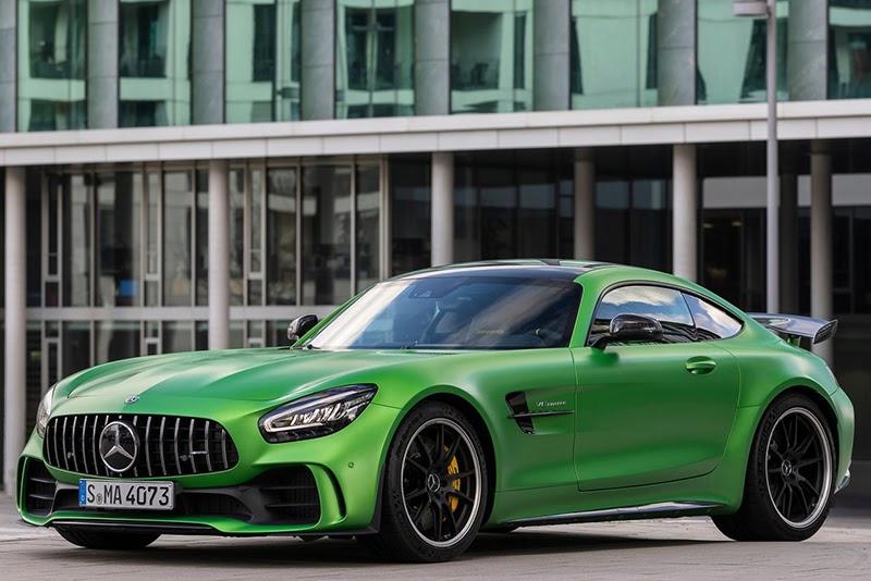 Mercedes-AMG GT Coupé en venta 1