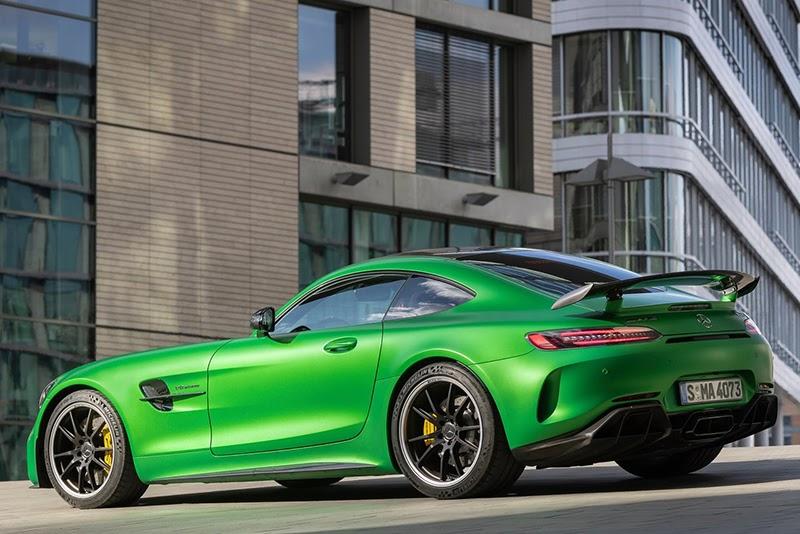Mercedes-AMG GT Coupé en venta 3