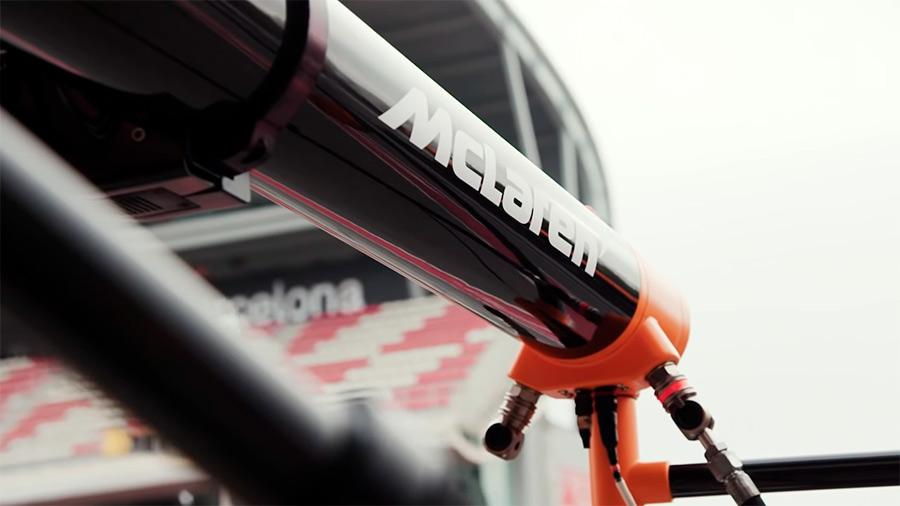 McLaren entrará a la competencia el próximo año