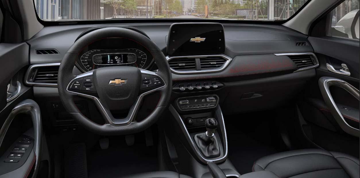 Chevrolet Groove 3