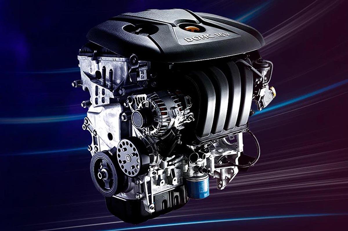 Kia Forte motor 2.0