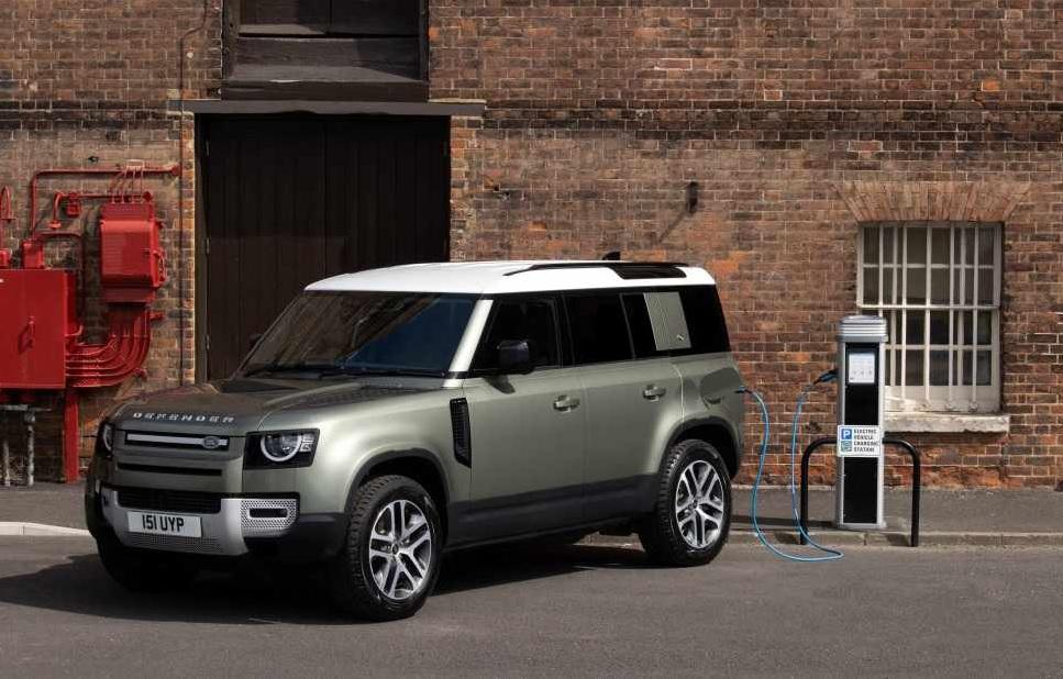 La próxima Land Rover Defender podría funcionar con hidrógeno
