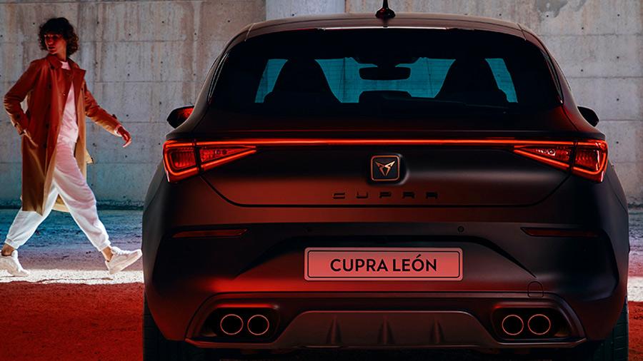 El Cupra León precio es un hot hatch que entrega una conducción pasional y entretenida