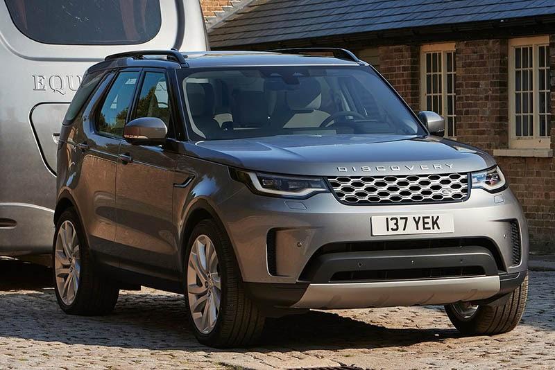 Land Rover Discovery en venta 1