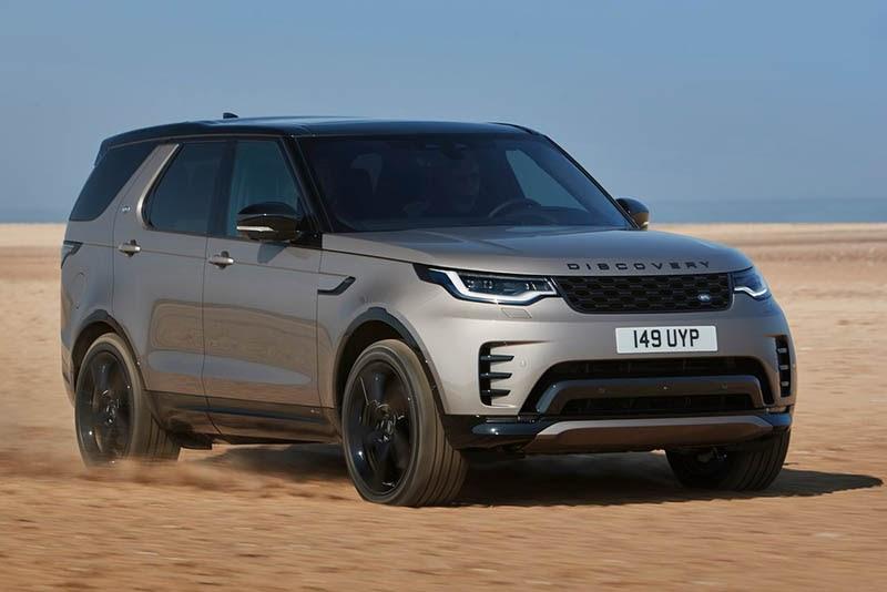 Land Rover Discovery en venta 2