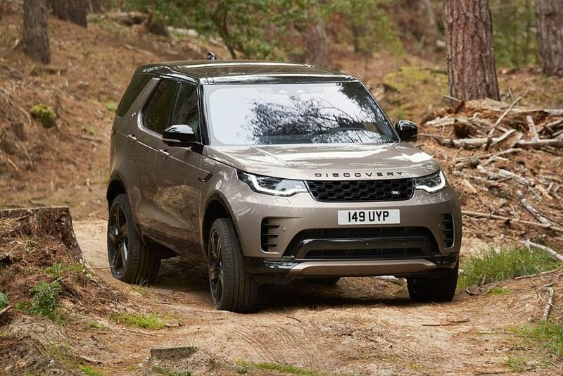 Land Rover Discovery en venta 3