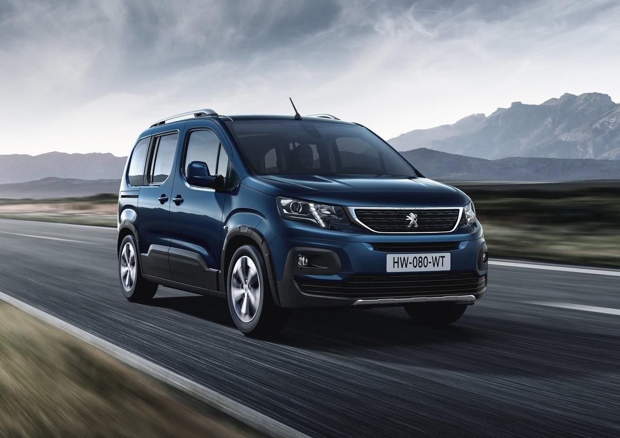 Peugeot Rifter en venta 1