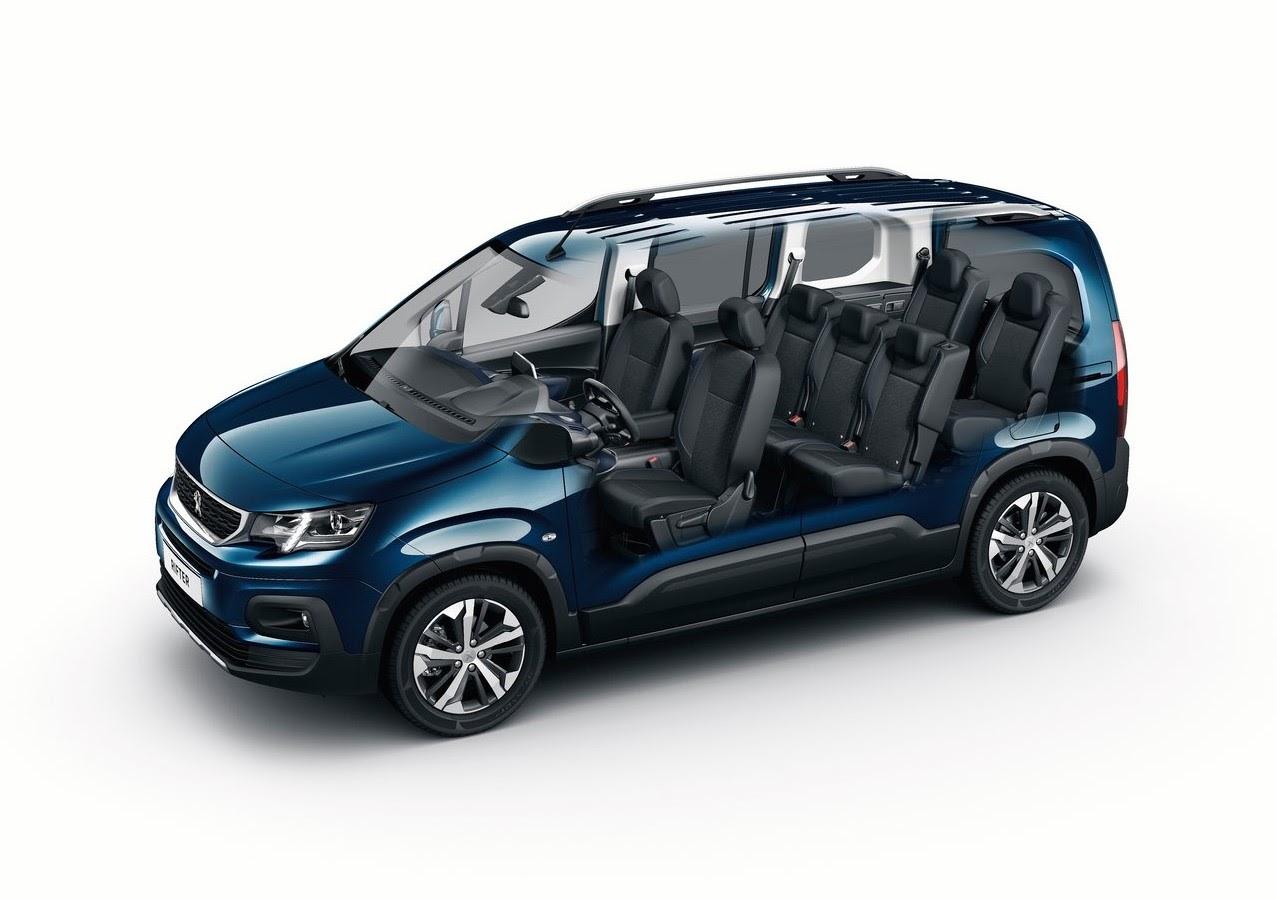Peugeot Rifter en venta 2