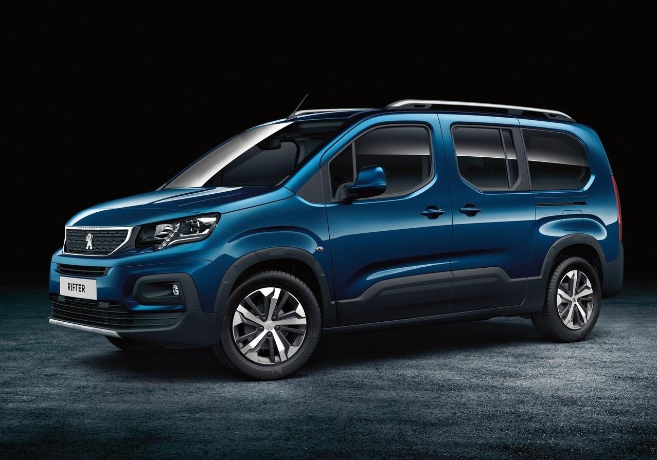 Peugeot Rifter en venta 3
