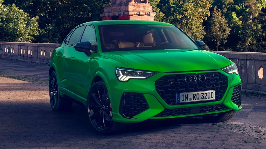 La RS Q3 es una de las mejores SUV de Audi si buscas deportividad
