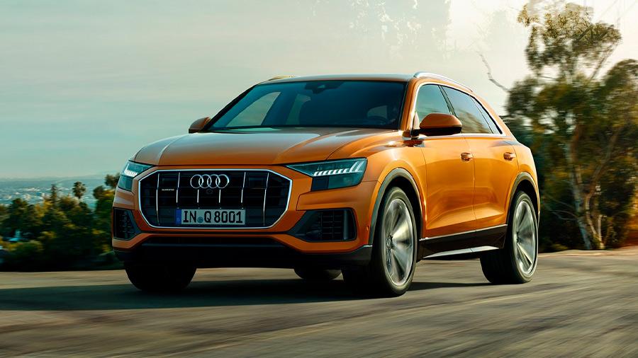 Una de las SUV de Audi más completas y atractivas es la Q8
