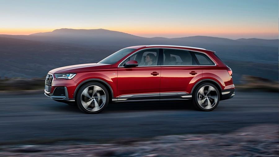 La Q7 es una SUV de Audi que destaca por su gran nivel de equipamiento y viaje confortable