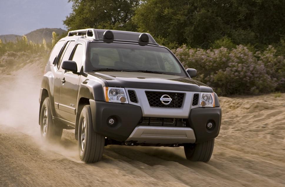 SEO Box: Nissan Xterra en venta