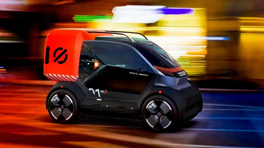 El Mobilize Duo es el único modelo que se usará para transportar personas