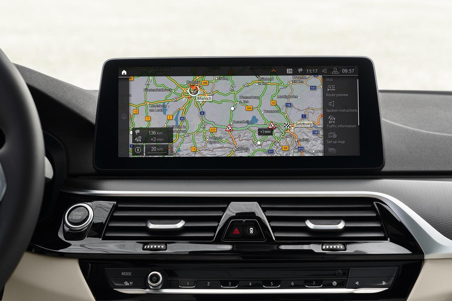 BMW 530e 2022