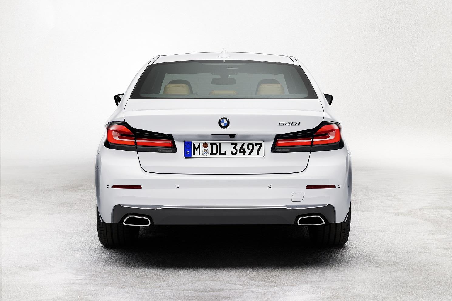 BMW Serie 5 2022