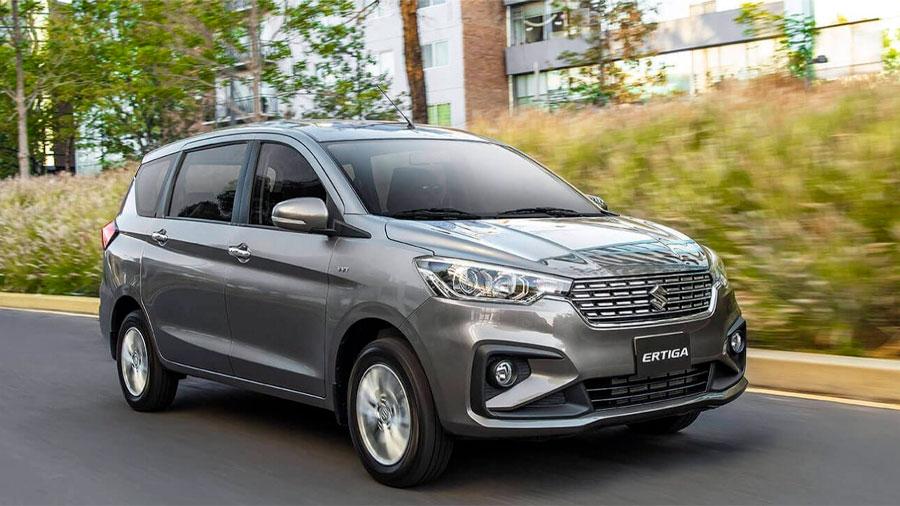 Suzuki Ertiga 2022 Reseña - El ejemplo de que se puede viajar con toda la familia a un precio razonable