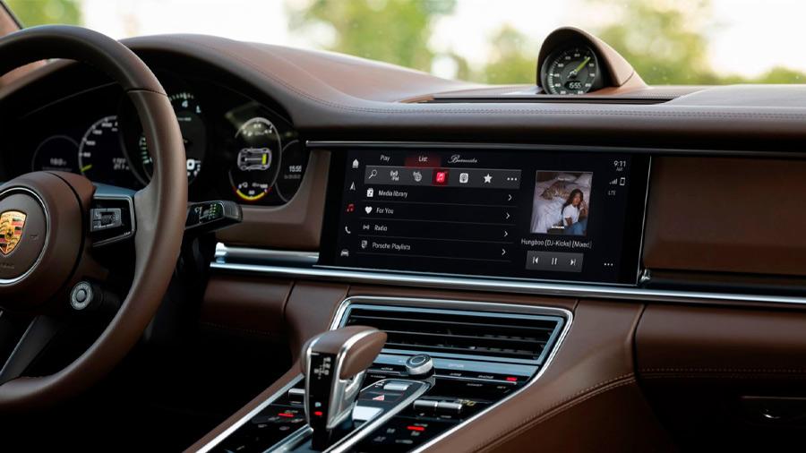 Porsche continúa construyendo alianzas para mejorar las funciones de la aplicación Soundtrack My Life