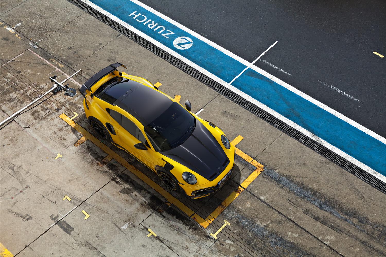 Porsche Techart 1