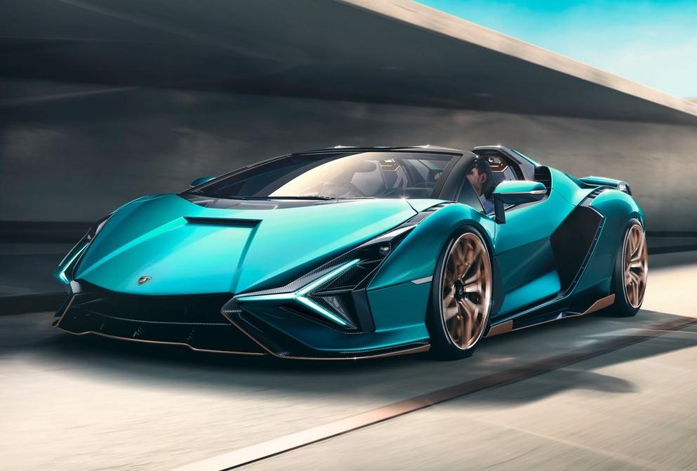 Video: ¡Una obra de arte! Así luce este Lamborghini Sian de madera