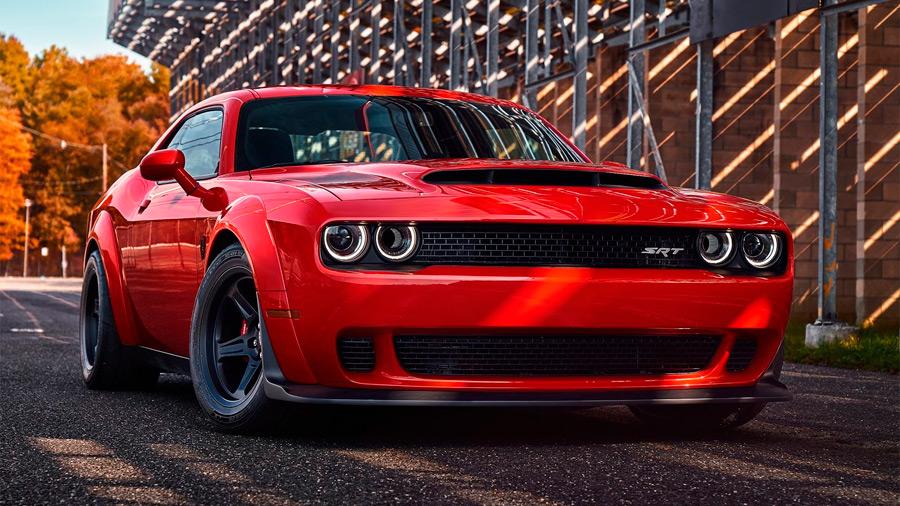 El Dodge Challenger podría dar el salto a la propulsión eléctrica
