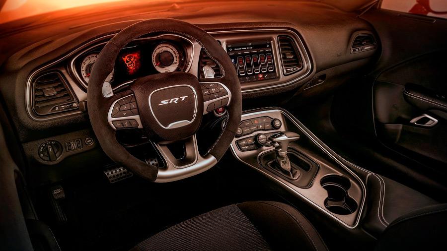 El Dodge Challenger pretende recuperar su récord en la prueba de cuarto de milla