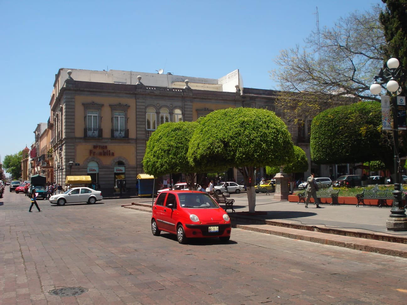 Placas Querétaro