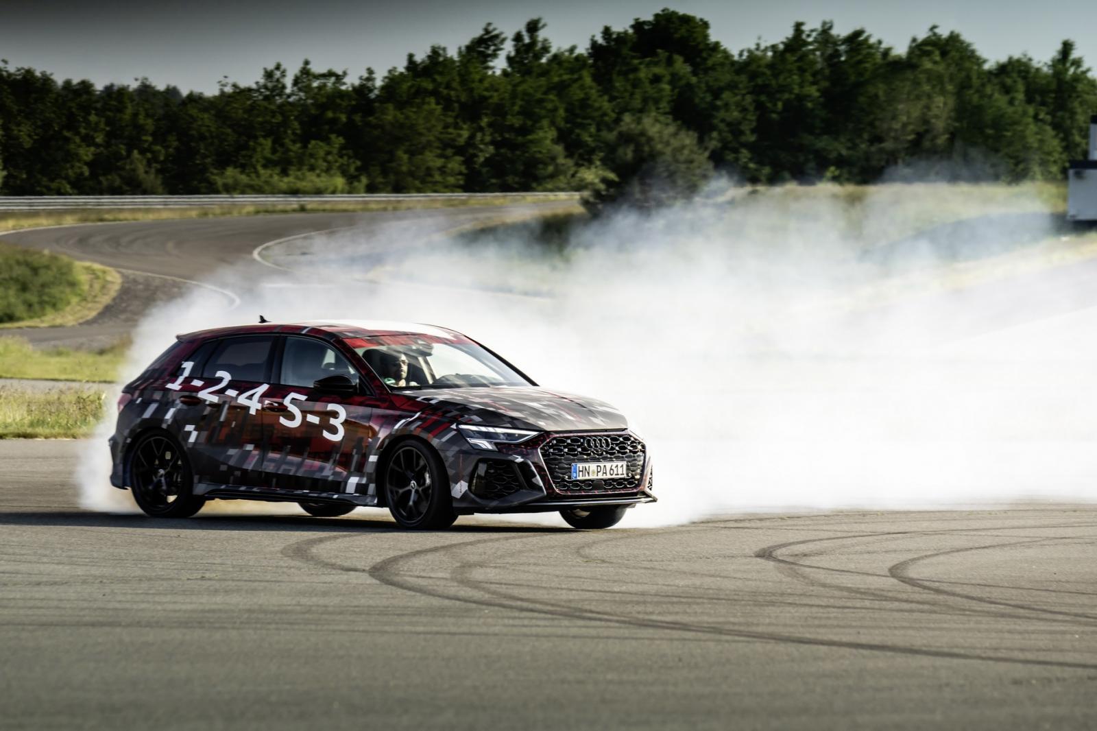 Aud RS3 Sportback
