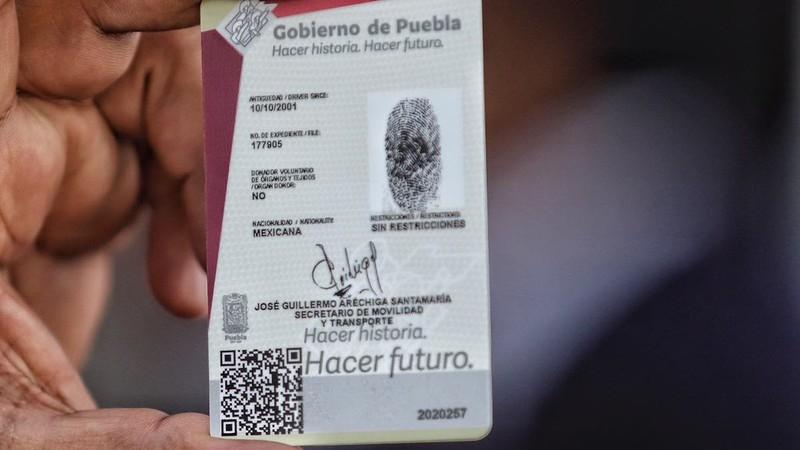 Cómo cambiar la tarjeta de circulación en Puebla