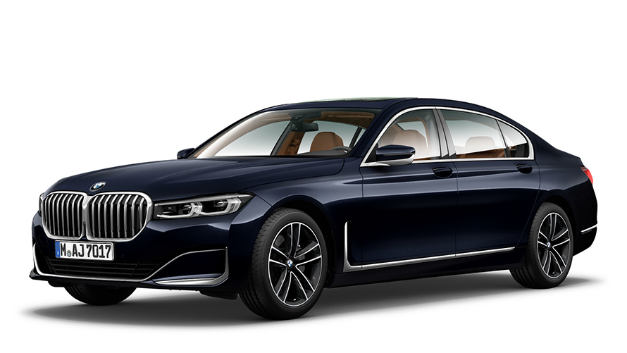BMW Serie 7 Protection 2021