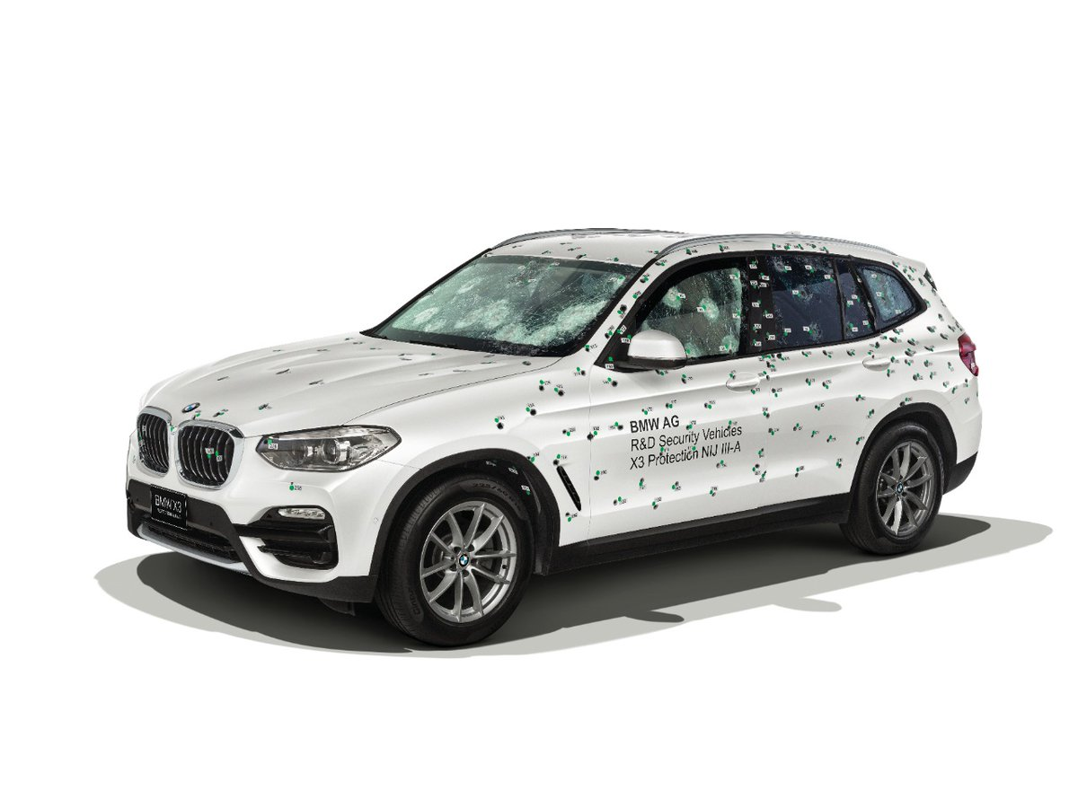 BMW X3 Protection 2021