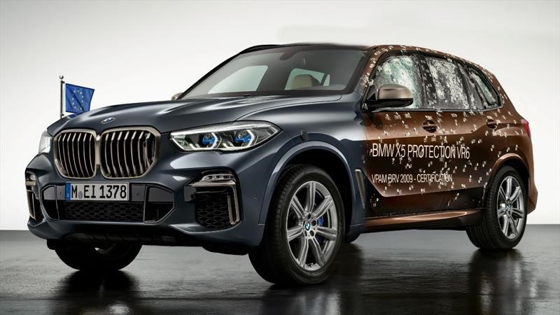 BMW X5 M50i Protection VR6 2022