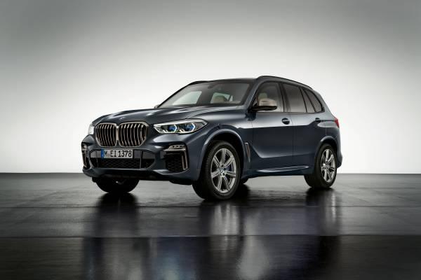 BMW X5 Protection 2021